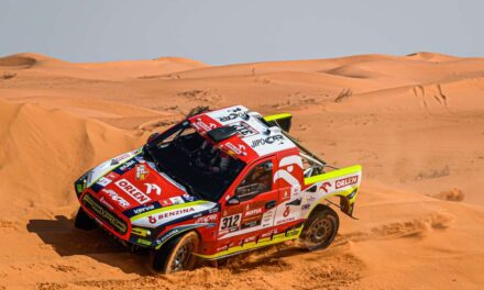 Las mejores fotos de la etapa 6 – Dakar 2021