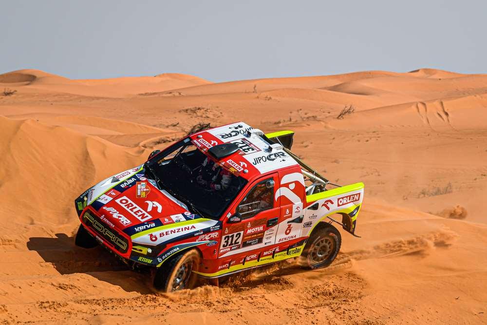 Las mejores fotos de la etapa 6 - Dakar 2021