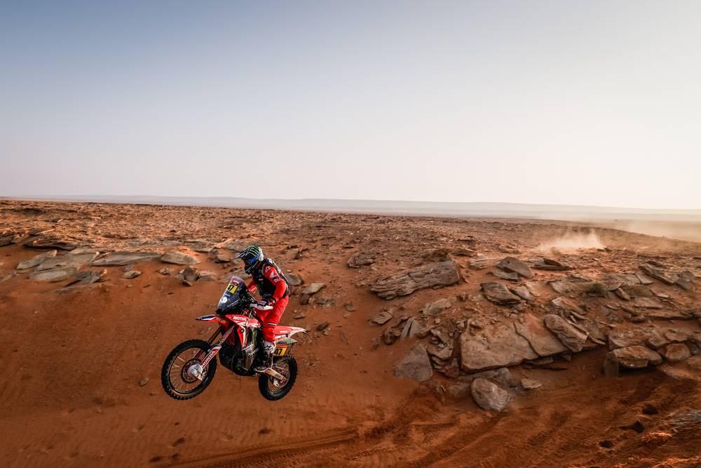 El recorrido de la Etapa 9 - Dakar 2021