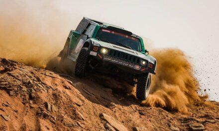Las espectaculares fotos de la Etapa 8: la llegada a Neom – Dakar 2021