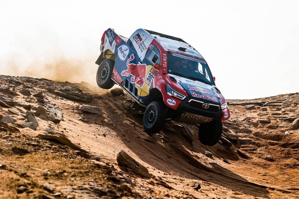 Al-Attiyah logra su victoria 40 y le descuenta tiempo a Peterhansel – Dakar 2021 – Etapa 8