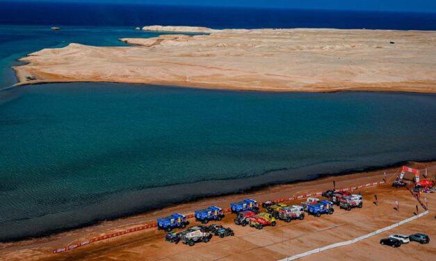 Las mejores fotos de la etapa 9: una vuelta por las costas del Mar Rojo – Dakar 2021