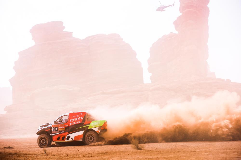 Al-Rajhi ganó la etapa 10 y Peterhansel sigue liderando la general – Dakar 2021