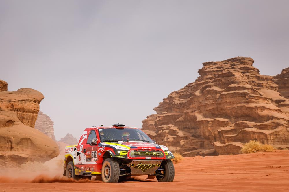 Las mejores fotos de la Etapa 10 - Dakar 2021