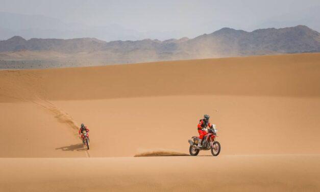 Sunderland ganó la etapa 11 y se acercó a Kevin Benavides en la general – Dakar 2021