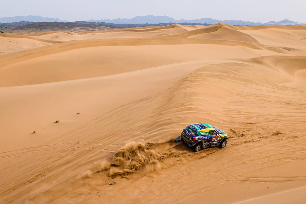 El recorrido de la Etapa 12: el gran final del Dakar 2021 en el Mar Rojo