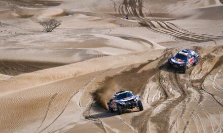 Las mejores fotos de la Etapa 12: un final a pura emoción – Dakar 2021
