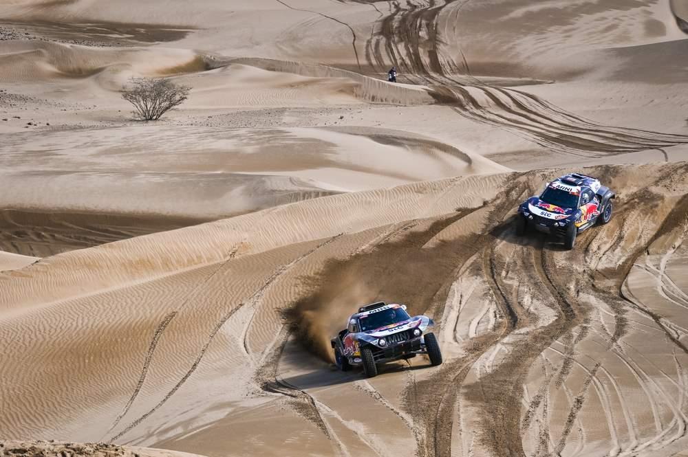 Las mejores fotos de la Etapa 12: un final a pura emoción - Dakar 2021
