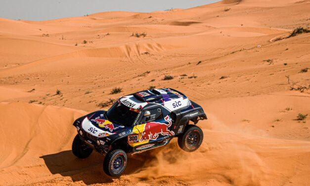 Carlos Sainz se recupera con una victoria en la arena – Reporte Autos – Dakar 2021