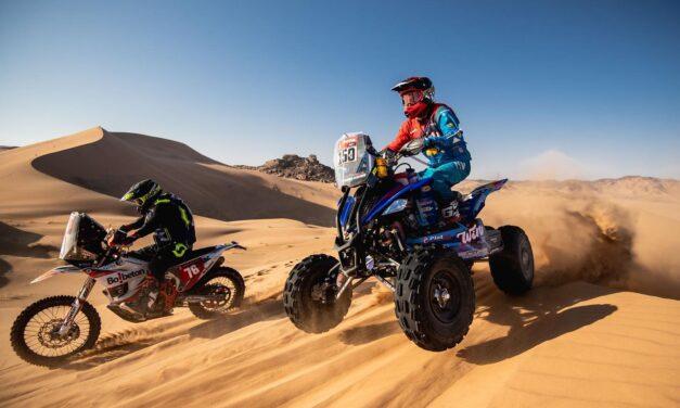 Cavigliasso se reencuentra con la victoria en Arabia Saudita – Reporte Quads – Dakar 2021