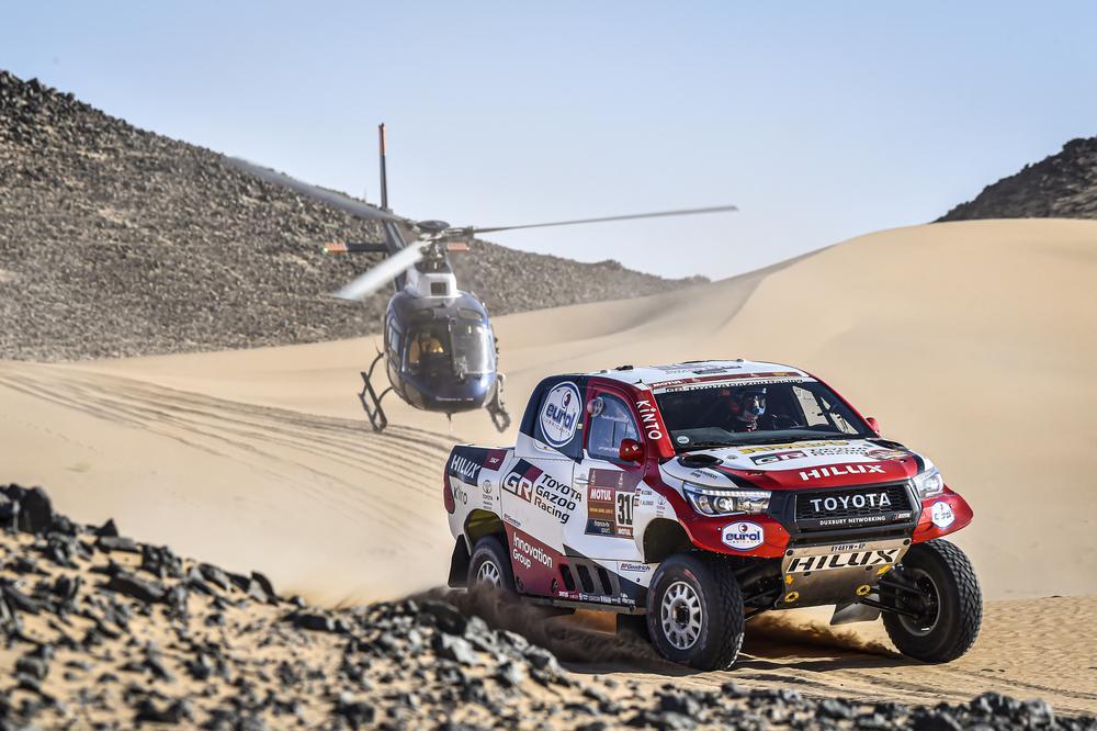 Cómo y dónde ver el Rally Dakar 2021 en vivo