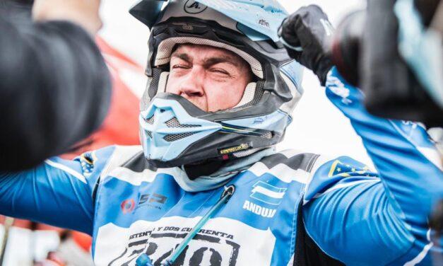 Manuel Andújar también ganó el Dakar 2021 en una noche inolvidable del Cross-Country argentino