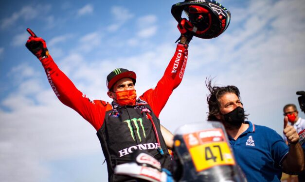 Histórico: El argentino Kevin Benavides ganó el Rally Dakar 2021