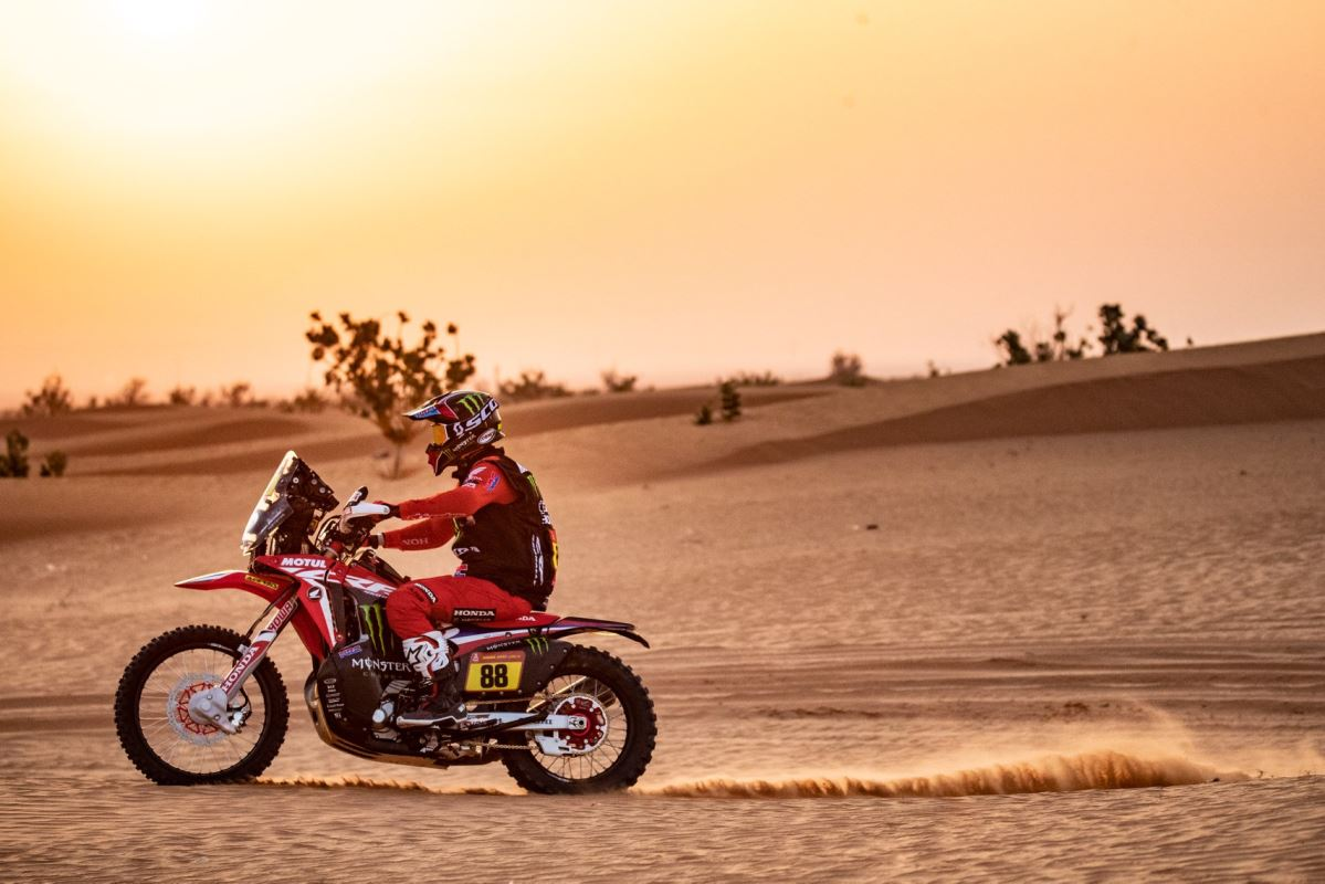 Joan Barreda gana su tercera etapa, mientras Price toma la general – Reporte Motos – Dakar 2021