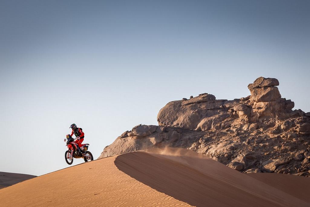 Joan Barreda se queda con la segunda etapa – Reporte Motos – Dakar 2021