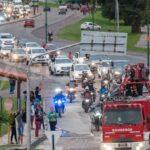 Videos: Kevin Benavides fue recibido por una multitud en Salta