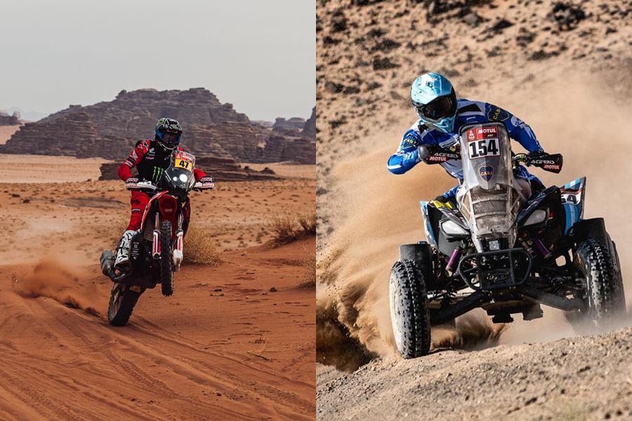 Kevin Benavides y Manuel Andújar buscarán darle un doble triunfo histórico  a Argentina – Dakar 2021 | Somos Dakar