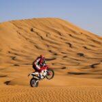 Laia Sanz finalizó el Dakar 2021 con éxito y obtuvo un récord inédito para los españoles