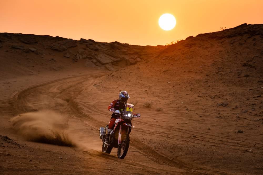 Nacho Cornejo continúa sorprendiendo y sigue liderando tras ganar la Etapa 8 – Dakar 2021