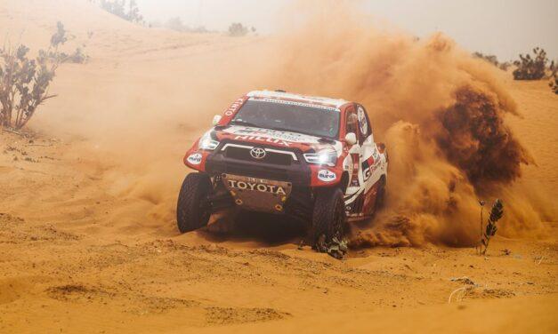 De Villiers resurge con un triunfo en la etapa 5 – Reporte Autos – Dakar 2021