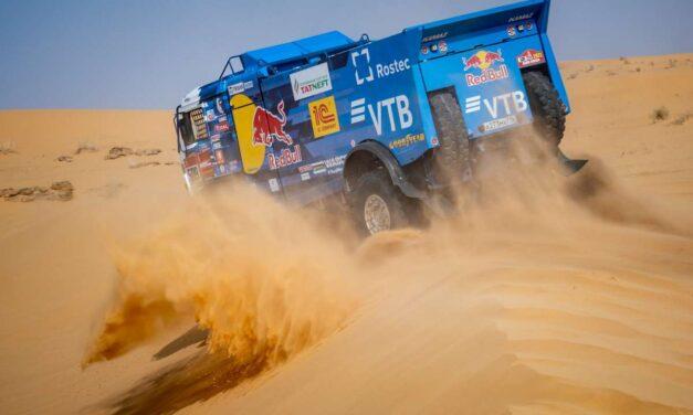 Las mejores fotos de la Etapa 7 – Dakar 2021