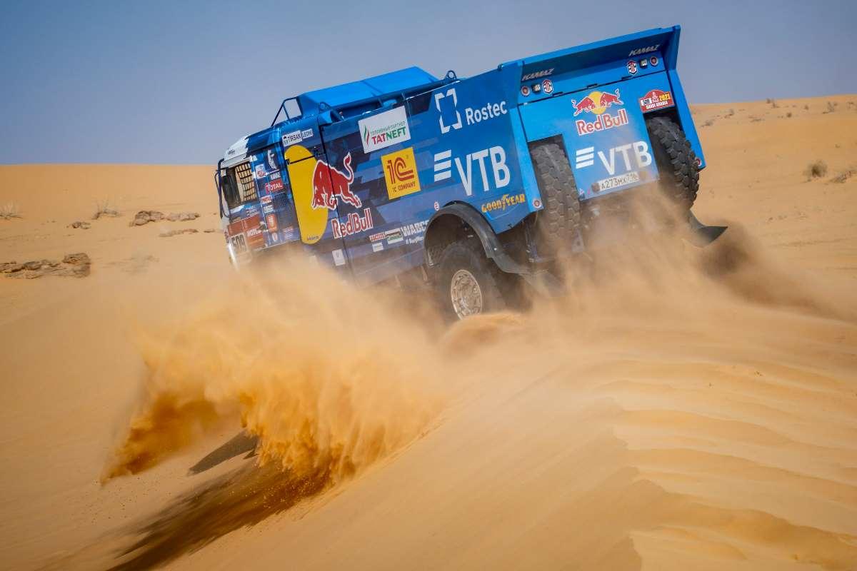 Las mejores fotos de la Etapa 7 - Dakar 2021