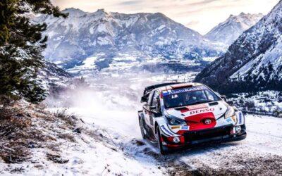 Sébastien Ogier se quedó con el Rally de Montecarlo
