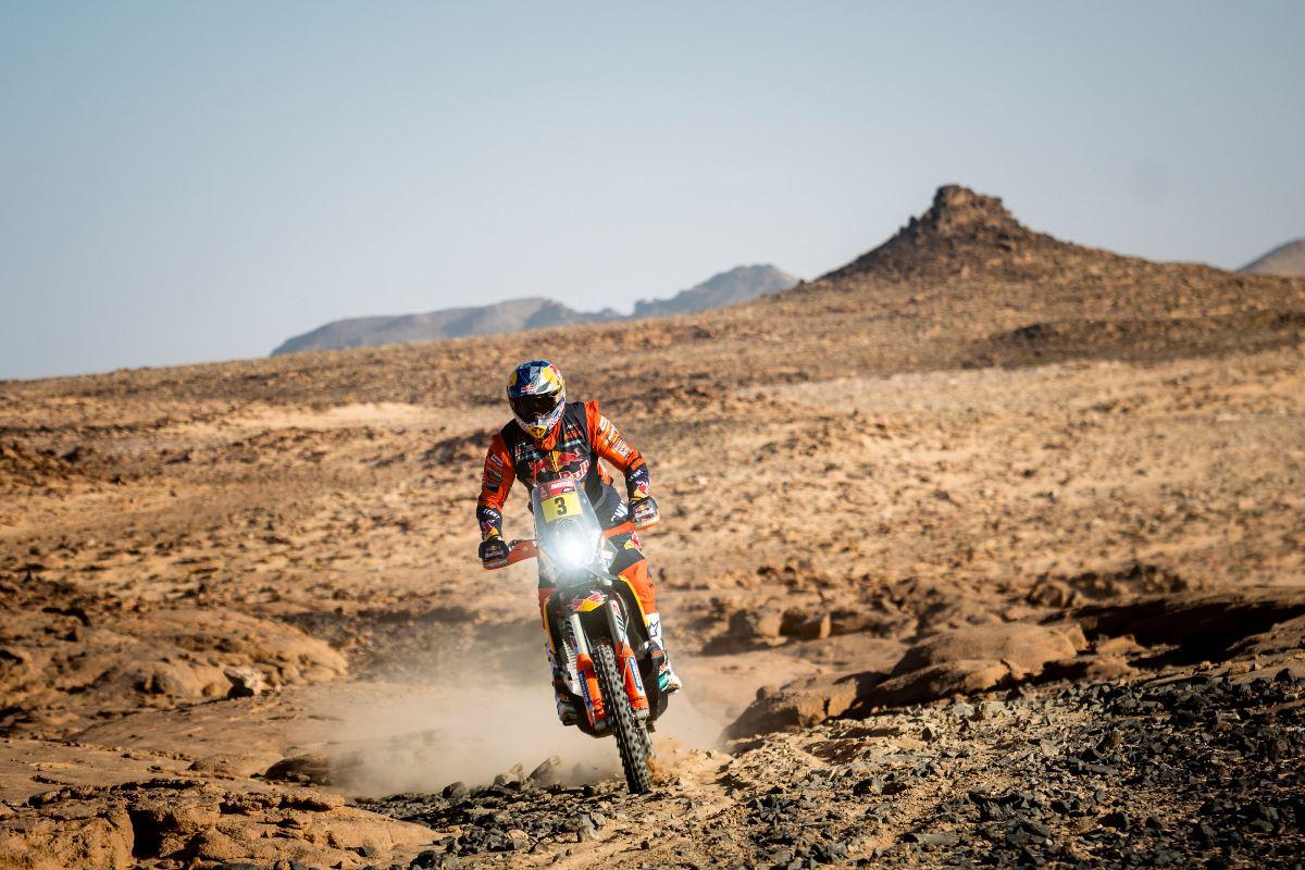 Toby Price gana la Etapa 3 pero Howes marca el ritmo en la general – Reporte Motos – Dakar 2021