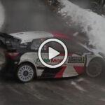 Video: lo mejor del Rally de Montecarlo – WRC 2021