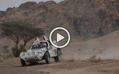 Video: Lo más destacado de la etapa 12 en Dakar Classic – Dakar 2021