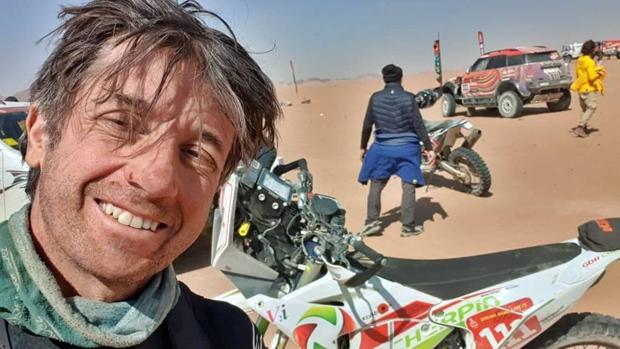 Falleció Pierre Cherpin, el piloto francés que estaba en coma luego de un accidente en el Dakar 2021