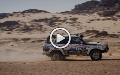 Video: Lo más destacado de la etapa 8 en Dakar Classic – Dakar 2021