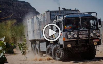 Video: Lo más destacado de la etapa 10 en Dakar Classic – Dakar 2021