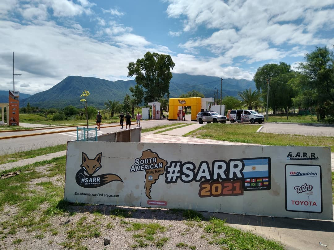 Comienza la actividad oficial del SARR 2021