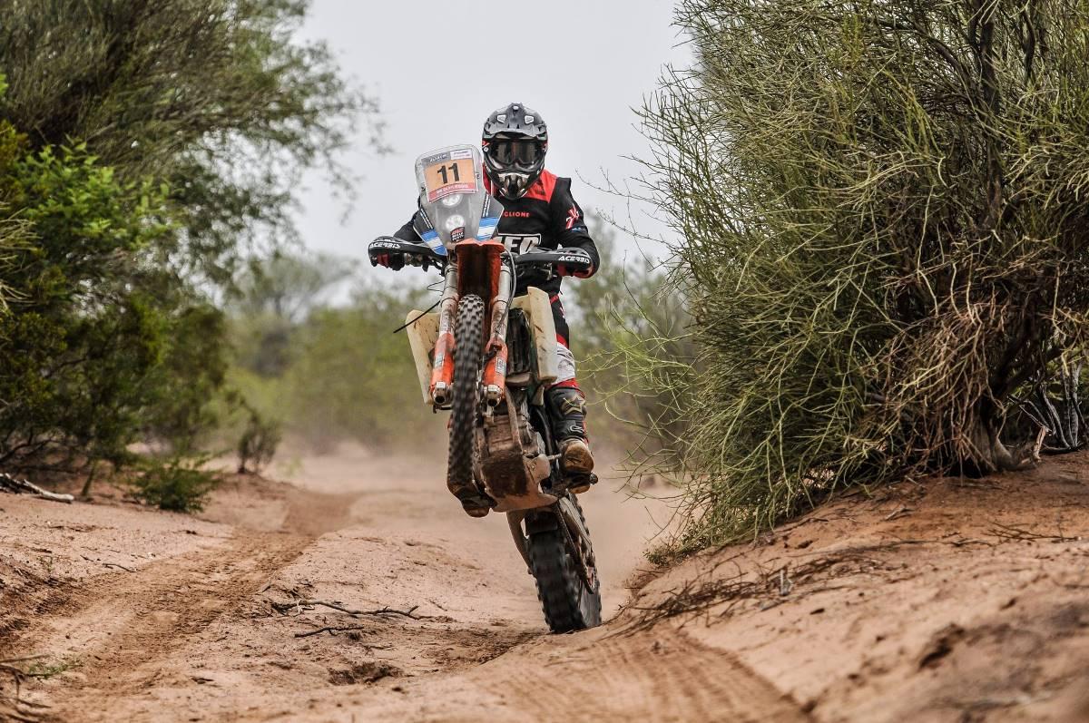 Martín Duplessis quiere repetir el título en el SARR 2021