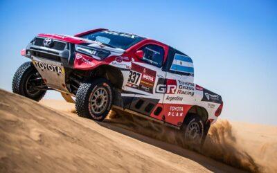 Video: Así fue el Dakar 2021 para Juan Cruz Yacopini
