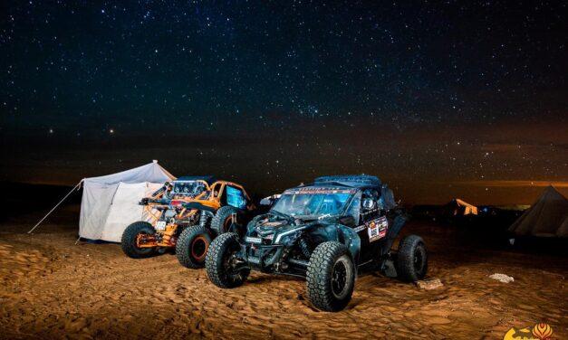 Fotos: el desierto de Túnez en su máximo esplendor con el Fénix Rally 2021