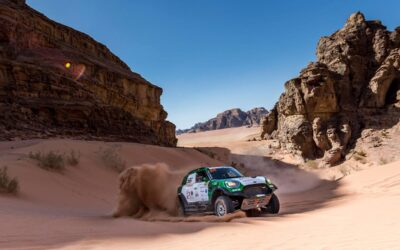 Yasir Seaidan ganó la Baja Jordania en la última etapa