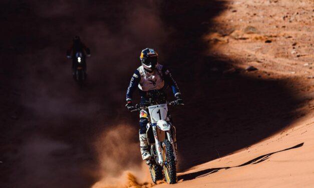Al-Balooshi aseguró el triunfo en la Jordan Baja