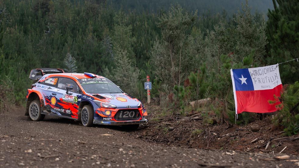 Chile finalmente no tendrá WRC este año