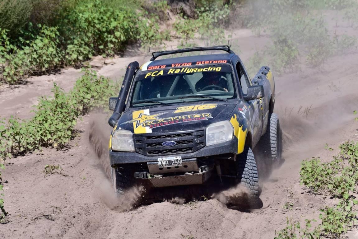 Comenzó el Campeonato Mendocino de Rally Cross-Country