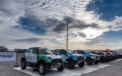 Comienza la Jordan Baja con mucha acción entre autos, motos y SSV