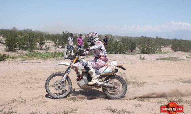 SARR 2021: El Puchi Ontiveros se impuso entre las motos