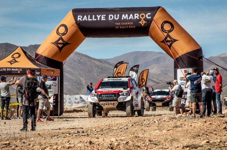 El Rallye du Maroc 2021 promete ser un gran evento de Rally Raid
