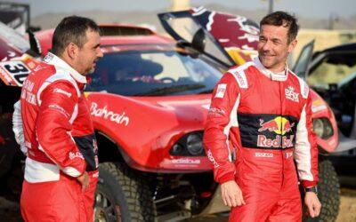 Polémica en Prodrive: Daniel Elena no será más copiloto de Sebastien Loeb, por pedido del equipo