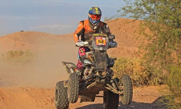SARR 2021: Andrés Frini triunfó entre los quads