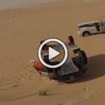 Video Onboard: así fue el accidente de Yazeed Al Rajhi