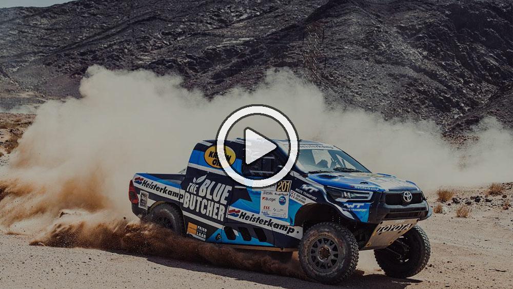 Video: lo mejor de la Baja Jordania para Erik Van Loon