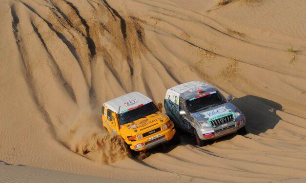 El Silk Way Rally también apuesta a los coches clásicos para su próxima edición