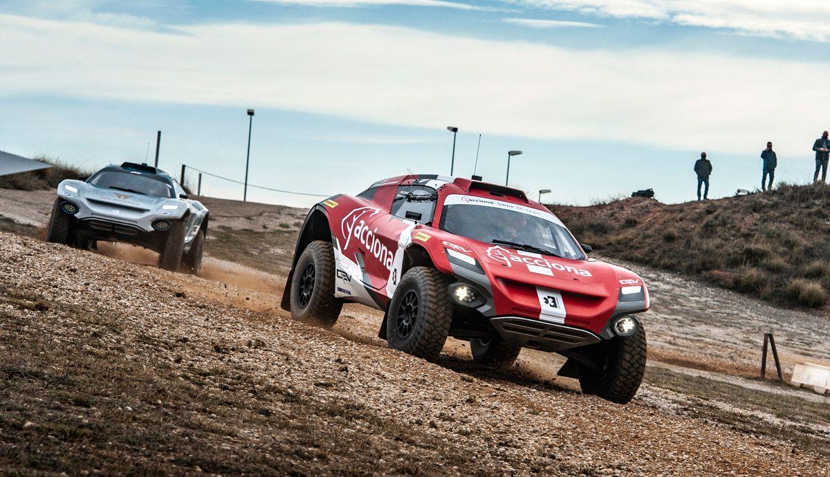 ¿Qué es la Extreme E? Todo sobre la nueva categoría de rally